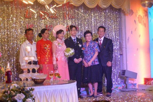 越南新娘工作