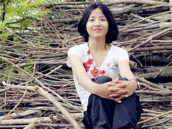 大陸新娘——張妍